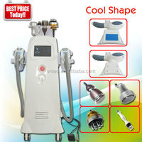 2016 Newest Multifuntional Cavitation RF Fat Freezing Face Wrinkles Reduction Machine