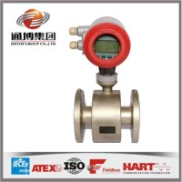 LD Smart meter Electromagnetic Flow Meter for water treatment and papermaking industry