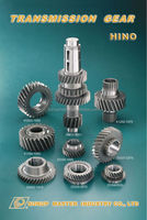 Taiwan high qulatity transmission gear HINO heavy truck spare parts