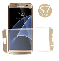S7 Edge Screen Protector Full Cover HD LCD Front Protective Film For Samsung Galaxy S7 Edge