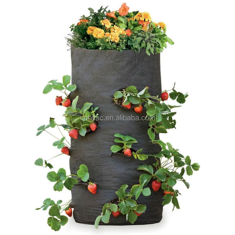 Готовые мешки для выращивания клубники 23