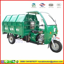 Customized Tricycle Three Wheel Mobility Garbage Tricycle For Trash Rubbish Litter Collection