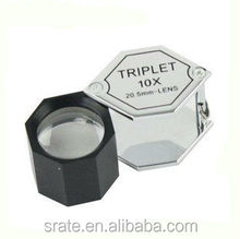 MG22188A Professional Quality 10x Triplet Loupe 21mm dia