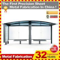 modern metal park bench for sale