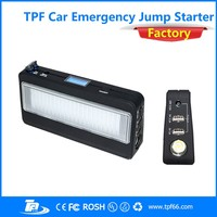 Multi-Function Emergency Car Jump Starter Kit