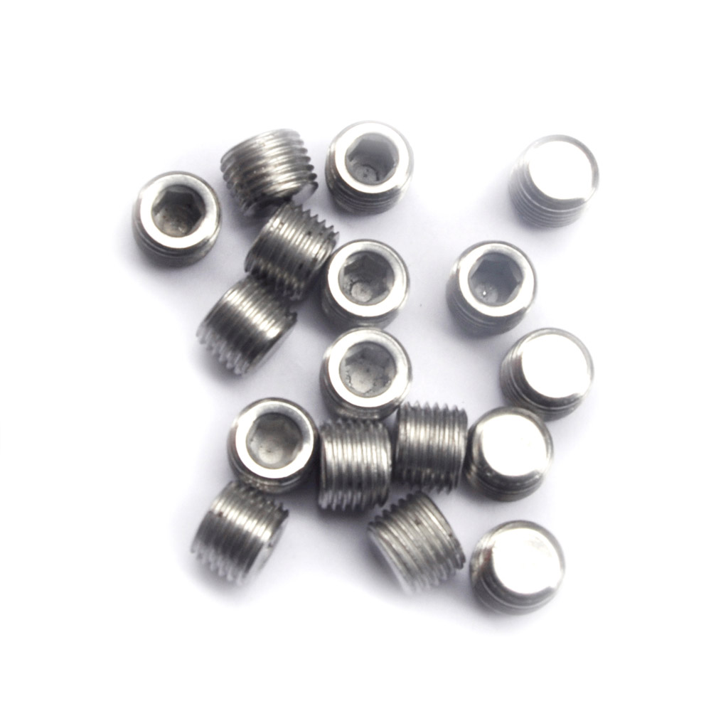 Condibe stainless steel NPT THREAD INNER HEX PLUG