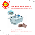 corrugated cardboard partition slotter machine prices