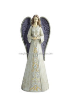 china factory ODM & OEM high quality resin angel figurine