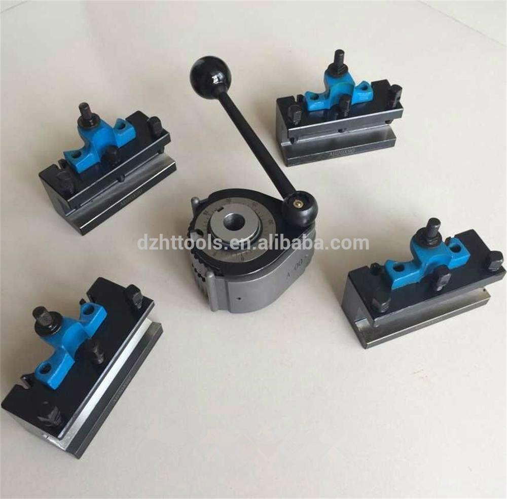 lathe machine lathe swing 120-700mm tool holders and quick change tool post from china