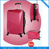 hot sale hard shell spinner eminent travel car luggage bags&cases