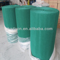 hot sell green heavy duty scouring pad materials