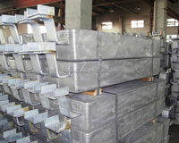 Aluminum sacrificial anodes for cathodic protection and anti corrosion, cathodic protection sacrificial anode