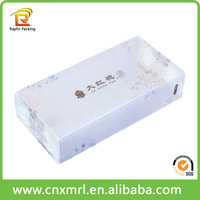 2016 Plastic Packaging Box for Electronic, Stationery,Gift and Craft
