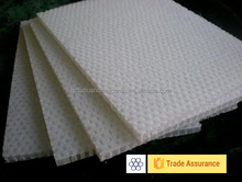 High quality non-woven fabric PP plastic honeycomb mesh