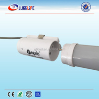 2016 Hot Sale Led Tube 18W Led Fluorescent Tube With Bracket 5 Years Warranty Light