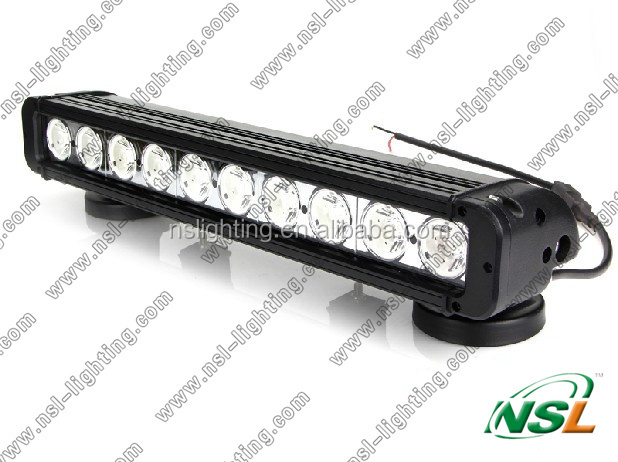 17'' 100W LED CREE Light Bar Spot/Flood Waterproof IP67 4x4 Car Led Driving Light Bar High Power LED