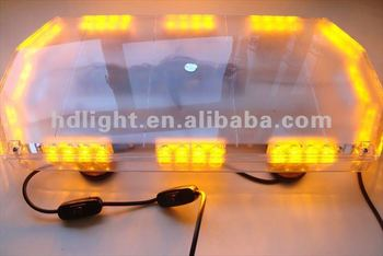 "Houde 24"" NEW LED LIGHT BARS EMERGENCY WARNING LIGHT"