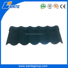New Sunlight popular colorful stone coated metal roofing tile for house construction