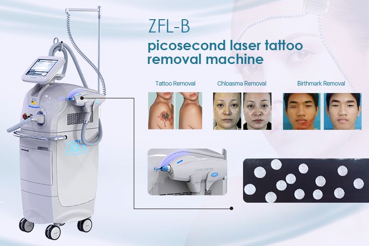 Anybeauty ZFL-B Portable picosecond laser tattoo removal machine picoway laser machine