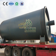 Hot sale waste plastic to diesel fuel oil pyrolysis processing machinery with CE ISO