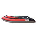 High Quality RIB Inflatable Hypalon/PVC Material Fiberglass Boat Rigid 370cm 12ft