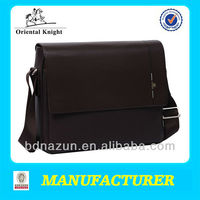 2014 mens hard executive leather briefcase bag factory
