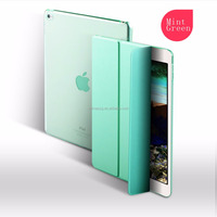 Magnetic Closure 3 in 1 PU Leather Flip Case for iPad Air Smart Cover for iPad 5 case