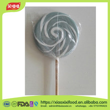 China factory lollipop brands vanilla beans japanese hard candy
