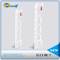 Library security alarm EM system, security Library EM antenna, loss prevention systems for library