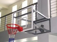 Basketball Hoop Wall Mounted, Practice, Height Adjustable