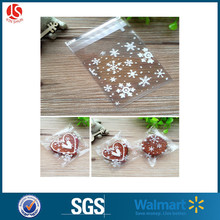Plastic OPP Self Adhesive Seal Clear Gift Jewelry Beads Packing Bags Packaging