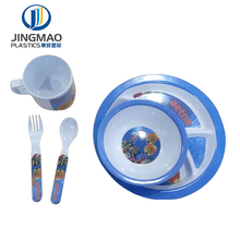 2016 best selling melamine dinnerware best sell microwave safe kids dinnerware sets