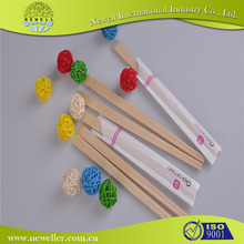 bulk packing promotional wholesaled 24cm chopsticks made in china
