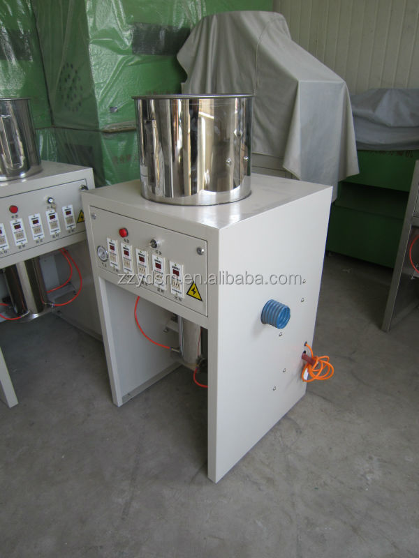 High quality stainless steel garlic skin removing machine