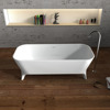 CE &CUPC solid surface Resin stone Bathtub WD65115