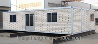 beautiful 40ft prefab shipping container house for sale/prefab container office/prefabricated container dormitory