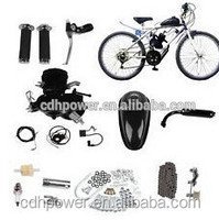 Motor Kit for Bicycle, Hot Selling 70cc gasoline engine for bicycle