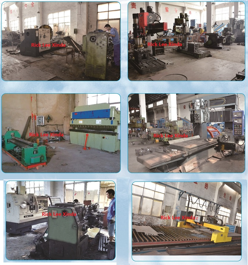 Waste Tire Recycling Rubber Powder Line