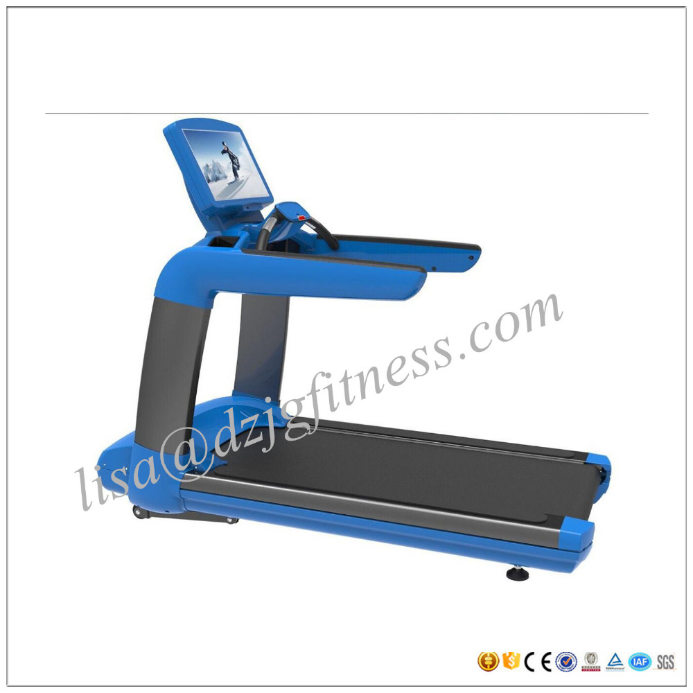 2016 best selling cardio equipment/gym fitness equipment/JG-9500 commercial treadmill