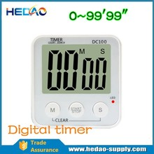 High Quality Wall LED Countdown Small Digital Timer
