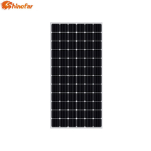 Shinefar high effeciency mono 36v 345 355 360 watt solar panel with cells