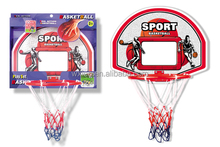 player plastic mini hoop basketball board toy