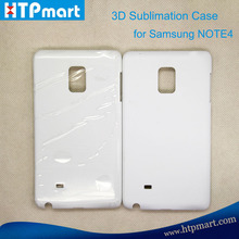newest DIY 3D sublimation PC protective phone case for Samsung note4 Edge N9510