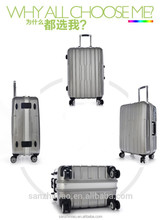 abs+pc trolley luggage/kids trolley bag