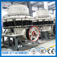 Mining used cone crusher machine with high efficiency