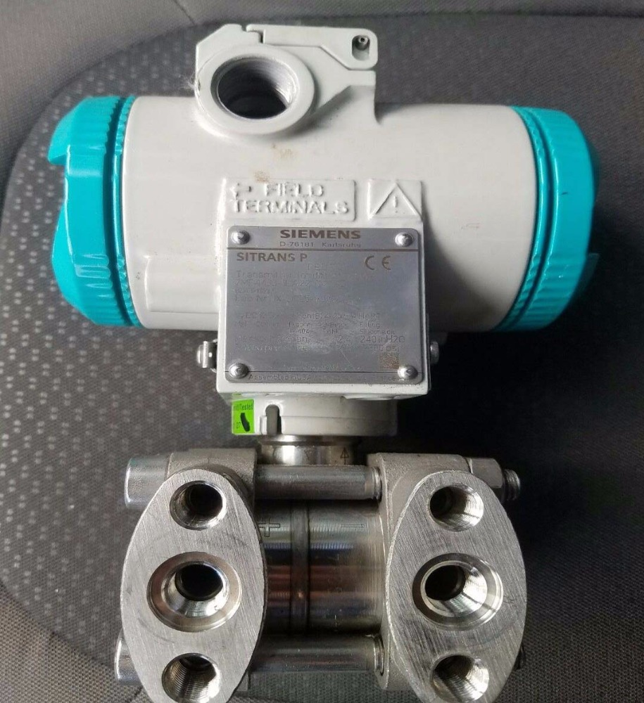 7MF4433-1EA23-1NC6 siemens sitrans 4-20 ma differential pressure transmitter and flow