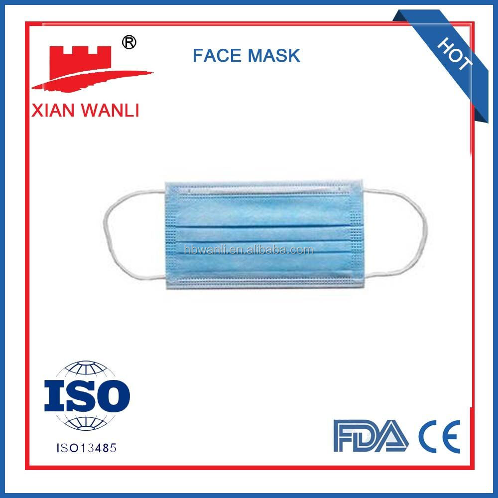 Hot -sale- disposable face mask,ear loop,3ply/2ply/1ply ,CE/FDA/ISO13485/NRLSON