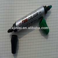 COLORED WHITEBOARD MARKERS - WHITEBOARD MARKER DUAL POINT