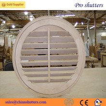 2015 hot sell high quality oval shutter window