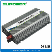 High efficiency indoor design Solar Micro Grid Tie Inverter 1000W Input 10.5-28V DC for solar home Power System